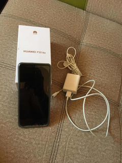 Celular Huawei P30 Lite (negro)