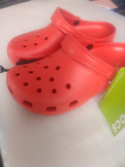 Crocs Original (consultar Disponibilidad De Colores Y Talles