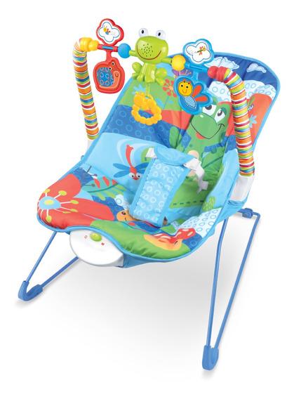 Cadeira De Descanso Soft Ballagio Color Baby Azul