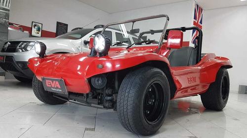 Buggy Brm 1.6 Turbo! 1976 Único! Vermelho Maravilhoso!!!