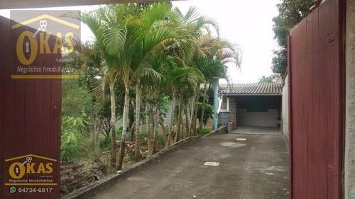 Imagem 1 de 30 de Chácara Com 1 Dormitório À Venda, 500 M² Por R$ 230.000,00 - Parque Residencial Samambaia - Suzano/sp - Ch0026