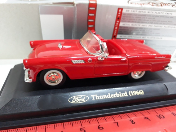 Road Signature 1/43 Ford Thunderbird Convertible 1956