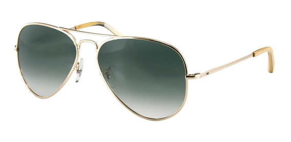 Anteojos Sol Lentes Infinit Super Small - Gold.grn.grd.pol