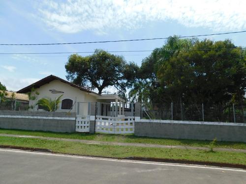 Imagem 1 de 14 de Casa Com 1081 M² No Convento Velho Em Peruíbe À Venda.