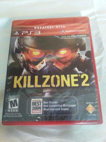 Killzone 2 - Novo E Lacrado - Ps3