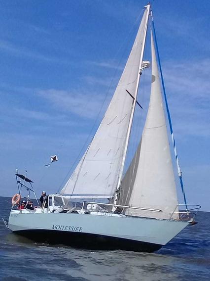 Velero Acero Oceánico Wibo 945, Vandestadt