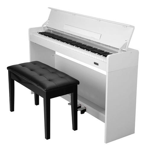 Piano Digital Nux Wk-310 White
