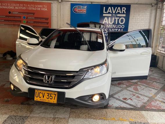 Honda Crv Exl Full Equipo, 2014
