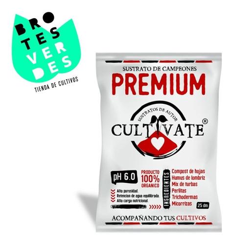 Cultivate Sustrato De Autor Premium 25 Ltrs