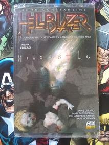 Hellblazer Origens Vol. 3 Nova Edição Panini