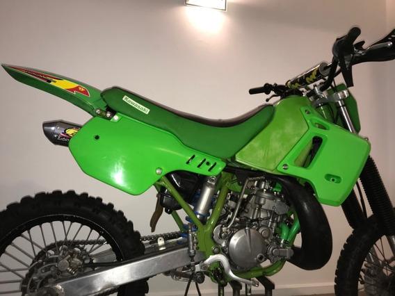 Moto Kawasaki Kdx 200 2 Tiempos