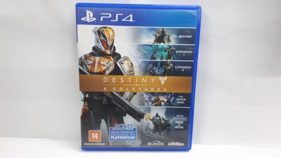 Destiny Ps4 Jogo Playstation 4 Original Mídia Física