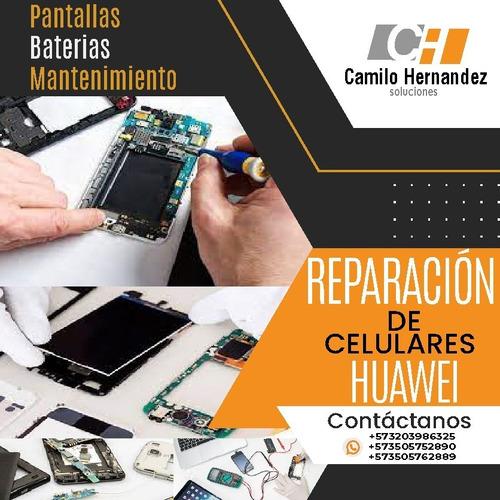 Centro De Servicio Y Reparación De Celulares Huawei
