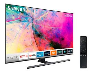 Qled 55 Qn55q80ragxzs 4k Ultra Hd Smart Tv Envío Gracias