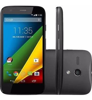 Smartphone Motorola Motog Xt1040 8gb Desbloqueado 4g Vitrine