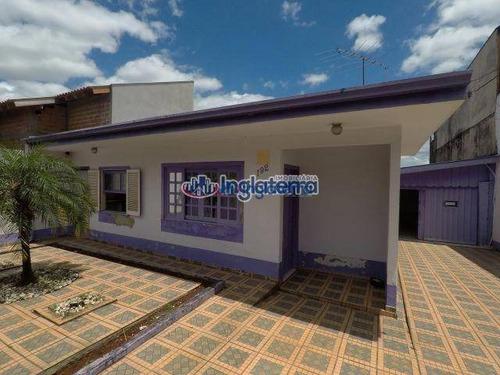 Casa À Venda, 190 M² Por R$ 300.000,00 - Parque Das Indústrias - Londrina/pr - Ca0156