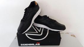 Zapatos Denimlab Shoes, 41, Black, Style Raboso Ne.