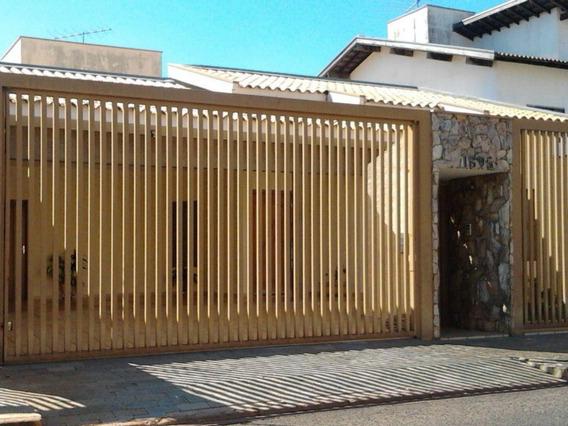 Casa Residencial À Venda, Parque São Miguel, São José Do Rio Preto. - Ca3204