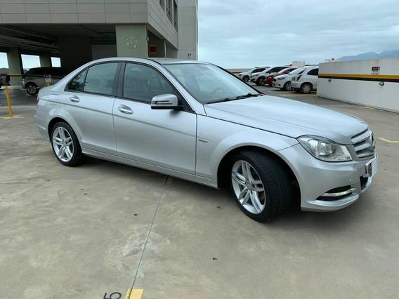 Mercedes-benz C-180 Cgi Classic