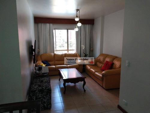 Apartamento À Venda, 94 M² Por R$ 510.000,00 - Casa Verde (zona Norte) - São Paulo/sp - Ap6733