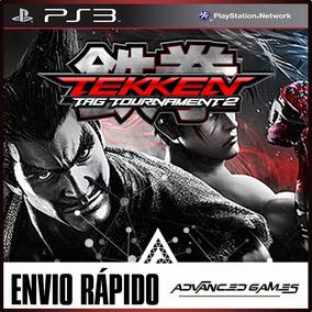 Tekken Tag Tournament 2 - Jogos Ps3 Midia Digital