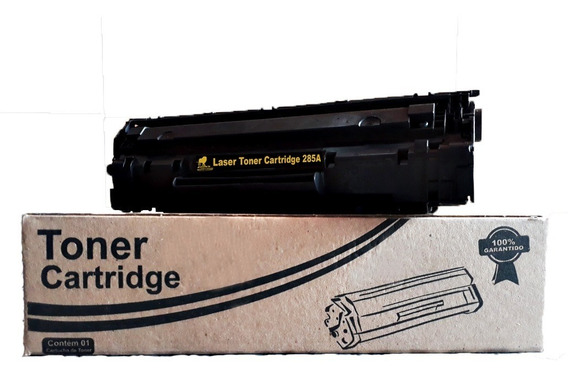 Kit 5 Toner Ce285 85a Cb435 35a Cb43 5 Toner Tn1060 Dcp1602