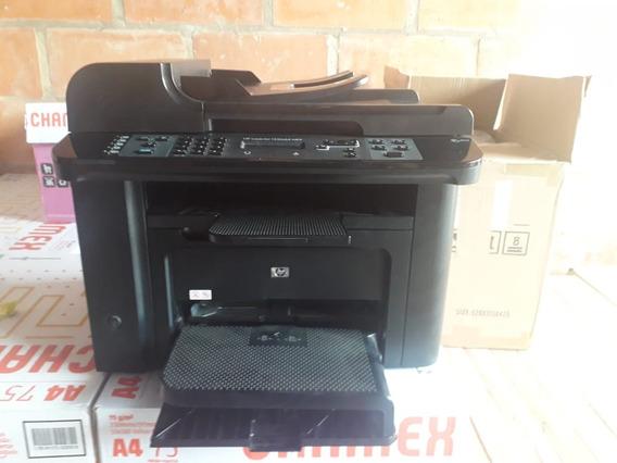 Impressora Multifuncional Hp Laserjet 1536dnf Mfp