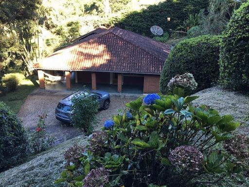 A 3 Km Do Centro Por R$ 585.000 - Santa Cruz - Santo Antônio Do Pinhal/sp - Ch0198