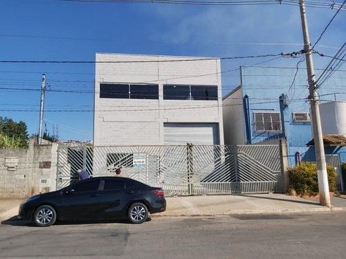 Imagem 1 de 6 de Galpão Para Alugar, 390 M² Por R$ 7.000/mês - Chácara Do Solar I (fazendinha) - Santana De Parnaíba/sp - Ga0221