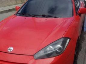 Hyundai Tiburon Rojo 2008