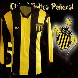 Camisa Retrô Penarol 1980 Ml -* Raridade *