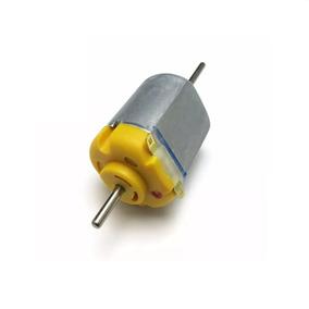 Motor Dc 130 1.5v Até 12v Alto Torque Baixa Rotação Arduino
