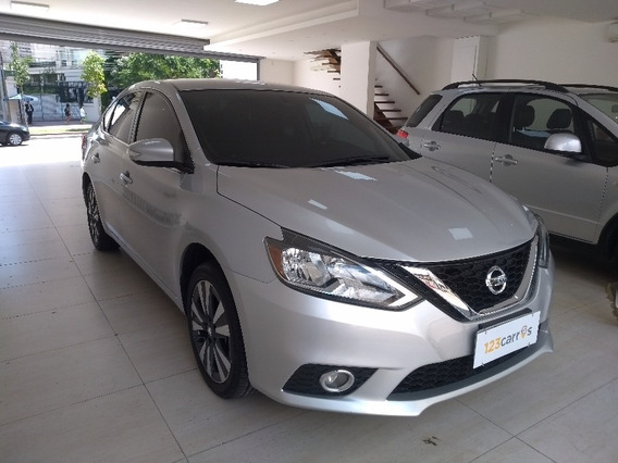 Nissan Sentra 2.0 Flexstart 16v Aut.