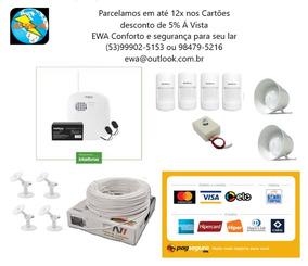 Kit Sistema De Alarme Intelbras
