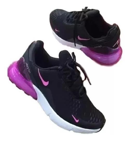 Tenis Nike Feminino Calçados Roupas E Bolsas Violeta Com