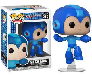 Funko Pop Games #376 Megaman Mega Man Jumping Nortoys
