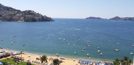 Departamento Nuevo Bahía De Acapulco! Vista Espectacular!