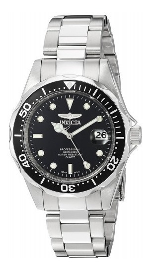 Invicta 8932 Pro Diver Coleção Silver-tone Watch