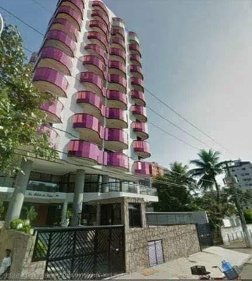Apartamento - Canto Do Forte - Litoral Sul - Ap0104