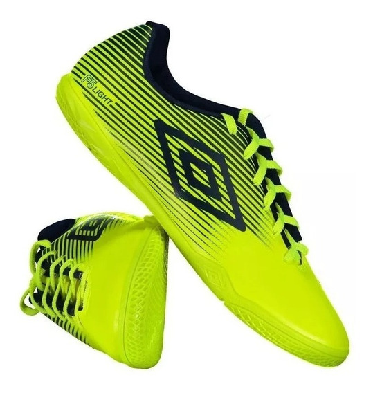 Chuteira Futsal Umbro Indoor F5 Light 827844 - 827846