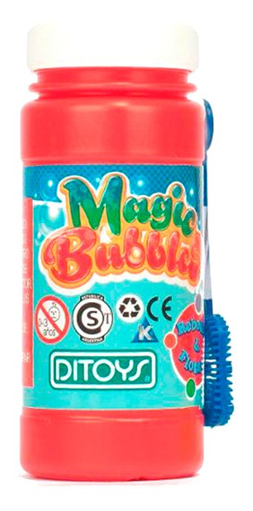 Burbujero Magic Bubbles Repuesto Original Ditoys