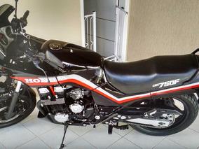 Honda Cbx 750 Four Black