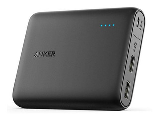 Powerbank Anker Powercore 13000mah Usb Poweriq Voltageboost