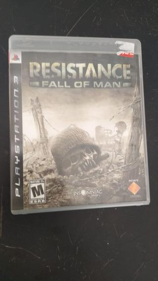 Resistance Fall Of Man Ps3 (frete 15 Reais)