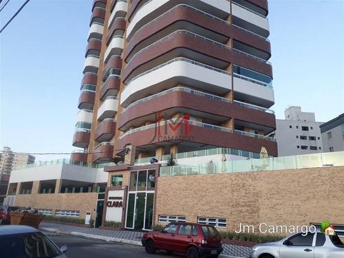 Imagem 1 de 20 de Apartamento 1 Dormitorio Caicara Praia Grande Sp - Tor31