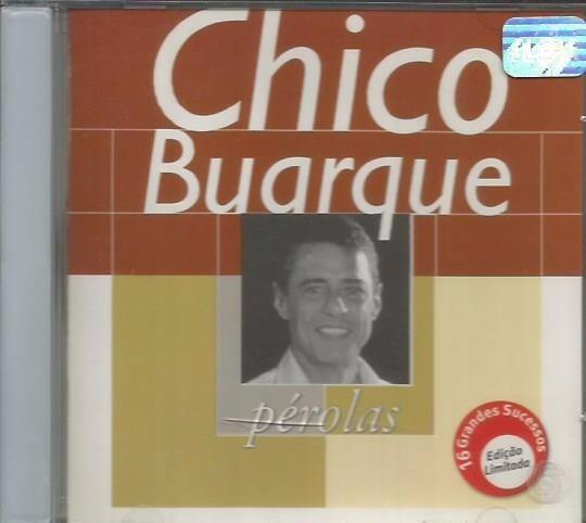 Cd Chico Buarque - Pérolas - Original