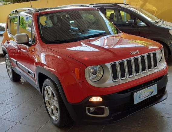 Jeep Renegade Limited 1.8 (aut) (flex
