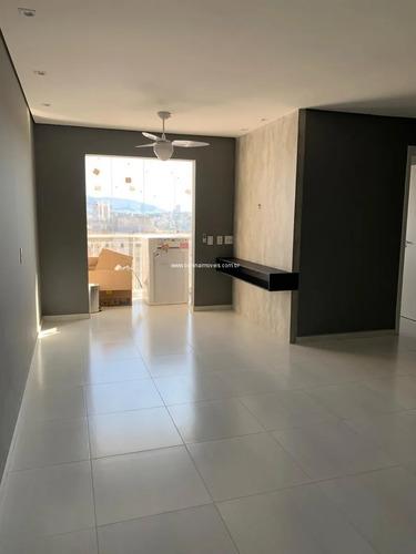 Lindo Apartamento Com Suíte No Vista Park Jundiaí De 71 M2 - Ap00569 - 68781301