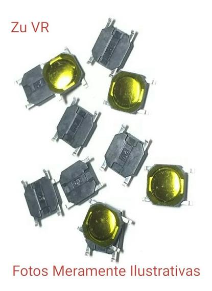 Frete Grátis 5und Botãotacttatil 4 Pinos 4x4x0,8 Microondas