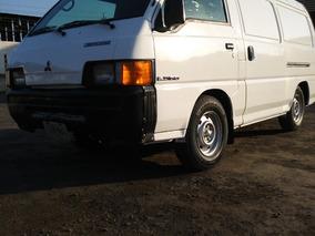 Mitsubishi Panel L300 2.0 Año 2002